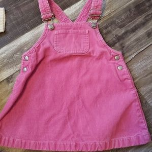 Osh kosh corduroy dress